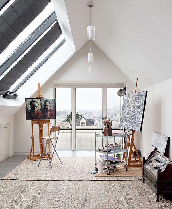 Inspiratie voor het inrichten van de zolder zolderkamer for Hauseinrichtungen ideen