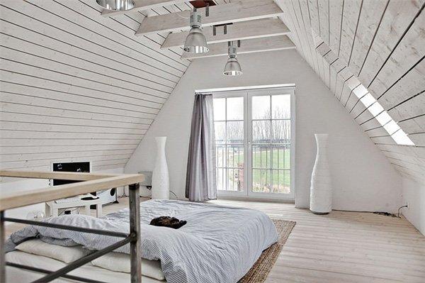 Inspiratie voor het inrichten van de zolder zolderkamer idee n - Chambre ontwerp ado ...