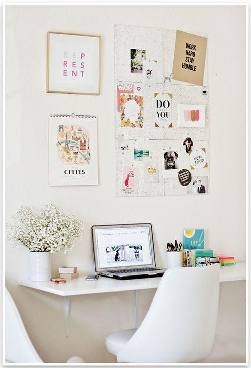 Eigen kantoor thuis inspiratie