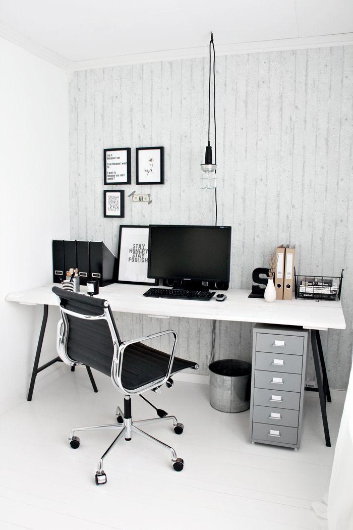 Inrichten werkplek thuis